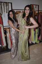 Zarine Khan at Amy Billimoria store in Santacruz, Mumbai on 28th May 2014 (123)_53870a06ecf01.JPG