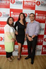 Mahek Chahal at launch of INIFD Academy of Interiors in Mumbai on 30th May 2014 (57)_53894477437ef.JPG