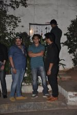 Aditya Narayan snapped outside Olive on 30th May 2014 (17)_538944c566ce0.JPG