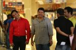 Director Sajid Khan and Saif Ali Khan in the still from movie Humshakals