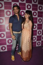 Sushant Singh Rajput, Ankita Lokhande at Divani store launch in Santacruz, Mumbai on 29th May 2014 (191)_5389382811172.JPG