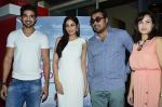Pooja Chopra, Saqib Saleem, Anurag Kashyap at WIFT India premiere of The World Before Her in Mumbai on 31st May 2014 (118)_538ad0683da9d.JPG