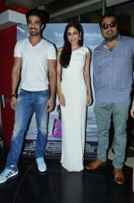 Pooja Chopra, Saqib Saleem, Anurag Kashyap at WIFT India premiere of The World Before Her in Mumbai on 31st May 2014 (121)_538ad068ce9e8.JPG