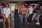 Arfi Lamba, Kiara Advani, Vijender Singh, Mohit Marwah with Fugly team visits Viviana Mall in Thane on 1st June 2014 (302)_538bf18d04526.JPG