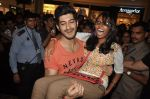 Mohit Marwah with Fugly team visits Viviana Mall in Thane on 1st June 2014 (329)_538bf1975afbc.JPG