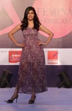 Showstopper Vanya Mishra at the _Femina Festive Showcase 2014_ Gurgaon Summer Fashion Show.3_538c5ab52191f.jpg