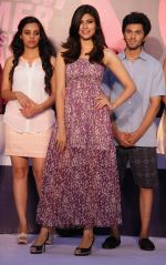 Showstopper Vanya Mishra at the _Femina Festive Showcase 2014_ Gurgaon Summer Fashion Show.5_538c5ab8b4228.jpg