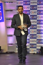 Robin Uthappa at Ceat Cricket rating awards in Trident, Mumbai on 2nd June 2014 (23)_538d89b866435.JPG