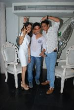 Abhishek Rawat, Vinita Joshi at Bhatak Lena Bawre serial bash at Villa 69 in Mumbai on 2nd June 2014 (111)_538d5f0e2bf4e.JPG
