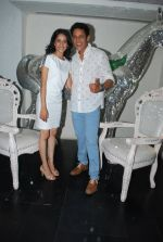 Abhishek Rawat, Vinita Joshi at Bhatak Lena Bawre serial bash at Villa 69 in Mumbai on 2nd June 2014 (113)_538d5f0ea3f79.JPG