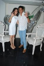 Abhishek Rawat, Vinita Joshi at Bhatak Lena Bawre serial bash at Villa 69 in Mumbai on 2nd June 2014 (115)_538d5f0f25afa.JPG