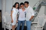 Abhishek Rawat, Vinita Joshi at Bhatak Lena Bawre serial bash at Villa 69 in Mumbai on 2nd June 2014 (117)_538d5f4ad915b.JPG