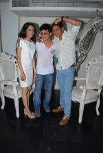 Abhishek Rawat, Vinita Joshi at Bhatak Lena Bawre serial bash at Villa 69 in Mumbai on 2nd June 2014 (118)_538d5f1017ef5.JPG