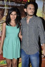 Sakshi Bhatt, Vishesh Bhatt at Filmistaan special screening Lightbox, Mumbai on 3rd June 2014 (193)_538ee87f310f7.JPG