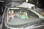 Akshay Kumar, Twinkle Khanna, Aarav snapped at Holiday screening in Sunny Super Sound on 3rd June 2014 (113)_538ec38ba202c.JPG