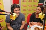 Manav Kaul and Patralekha at Radio Mirchi studio for promotion of CityLights (2)_538e84d59e29a.JPG