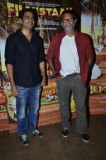 Nitin Kakkar, Rakesh Mehra at Filmistaan special screening Lightbox, Mumbai on 3rd June 2014 (152)_538ee9d03f2ce.JPG
