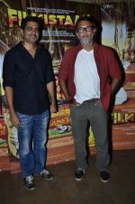 Nitin Kakkar, Rakesh Mehra at Filmistaan special screening Lightbox, Mumbai on 3rd June 2014 (153)_538ee9d124a92.JPG