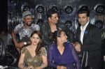 Akshay Kumar, Sonakshi Sinha, Karan Johar, Madhuri Dixit, remo D Souza promote Holiday on the sets of Jhalak Dikhhla Jaa Season 7 in Filmistan on 4th June 2014 (101)_53901942baf47.JPG