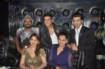 Akshay Kumar, Sonakshi Sinha, Karan Johar, Madhuri Dixit, remo D Souza promote Holiday on the sets of Jhalak Dikhhla Jaa Season 7 in Filmistan on 4th June 2014 (105)_539018ce8b811.JPG