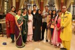 Akshay Kumar_s Action Lessons to Surbhi Jyoti on the sets of Qubool Hai on 2nd June 2014(5)_538fd523af894.jpg