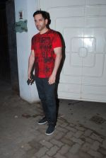Luv Sinha at Holiday Screening in Mumbai on 4th June 2014 (20)_539017d9ab1e8.JPG