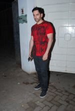 Luv Sinha at Holiday Screening in Mumbai on 4th June 2014 (21)_539017da32465.JPG