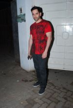 Luv Sinha at Holiday Screening in Mumbai on 4th June 2014 (22)_539017dab1f17.JPG