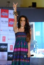Shraddha Kapoor at Ek Villian music concert in Mumbai on 4th June 2014 (167)_53901b78cfcef.JPG