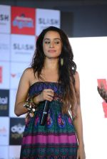 Shraddha Kapoor at Ek Villian music concert in Mumbai on 4th June 2014 (170)_53901b7a3ec06.JPG