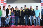 Sidharth Malhotra, Shraddha Kapoor, Riteish Deshmukh, Mohit Suri at Ek Villian music concert in Mumbai on 4th June 2014 (134)_53901b7fbf056.JPG