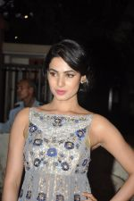 Sonal Chauhan at Anju Modi_s preview at DVAR in Mumbai on 4th June 2014 (49)_53901a16a2665.JPG