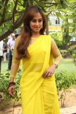 Maanu Actress New Stills in Yellow Sari (14)_539158372a50f.jpg