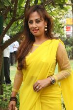 Maanu Actress New Stills in Yellow Sari (7)_53915833d29c6.jpg