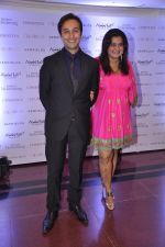 Divya Palat, Aditya Hitkari at Gemfields red carpet in Trident, Mumbai on 6th June 2014 (55)_539301d16746d.JPG