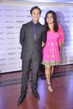 Divya Palat, Aditya Hitkari at Gemfields red carpet in Trident, Mumbai on 6th June 2014 (62)_539301d47b742.JPG