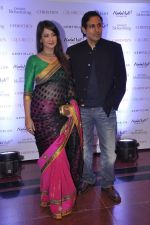 Preeti Jhangiani, Parvin Dabas at Gemfields red carpet in Trident, Mumbai on 6th June 2014 (116)_53930254316f6.JPG