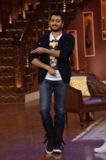 Riteish Deshmukh at the Promotion of Humshakals on the sets of Comedy Nights with Kapil in Filmcity on 6th June 2014 (23)_5393035755f2c.JPG