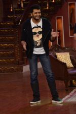 Riteish Deshmukh at the Promotion of Humshakals on the sets of Comedy Nights with Kapil in Filmcity on 6th June 2014 (24)_53930357da77b.JPG