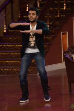 Riteish Deshmukh at the Promotion of Humshakals on the sets of Comedy Nights with Kapil in Filmcity on 6th June 2014 (25)_5393035883a87.JPG
