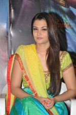 Nazia Hussain at Neejathaga nenundaali teaser launch on 7th June 2014 (31)_5393cfe515833.JPG