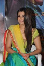 Nazia Hussain at Neejathaga nenundaali teaser launch on 7th June 2014 (33)_5393cfe690907.JPG