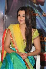 Nazia Hussain at Neejathaga nenundaali teaser launch on 7th June 2014 (38)_5393cfe99238f.JPG