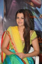 Nazia Hussain at Neejathaga nenundaali teaser launch on 7th June 2014 (41)_5393cfeb594e0.JPG