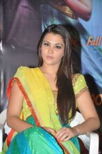 Nazia Hussain at Neejathaga nenundaali teaser launch on 7th June 2014 (45)_5393cfedcec84.JPG