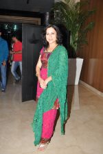 Kishori Shahane at lay bhari film launch in Mumbai on 8th June 2014 (34)_53957a444eeda.JPG