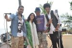 Palash Muchhal at the shoot for the film What The Fark in Madh on 8th June 2014 (66)_53957b89dea79.JPG