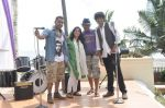 Palash Muchhal at the shoot for the film What The Fark in Madh on 8th June 2014 (63)_53957b883d0fa.JPG