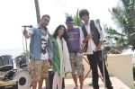 Palash Muchhal at the shoot for the film What The Fark in Madh on 8th June 2014 (64)_53957b88be231.JPG