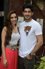 Kiara Advani, Mohit Marwah  at Fugly screening in Sunny Super Sound on 9th June 2014 (6)_5396b26735ab3.JPG